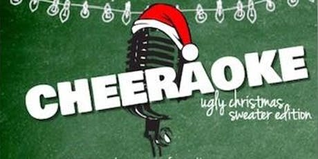 Cheeraoke - Ugly Sweater Edition tickets
