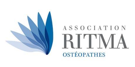 Rencontre ostéopathes RITMA tickets