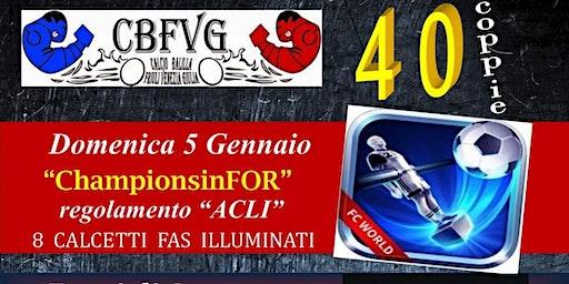 Championsinfor - CalcioBalilla