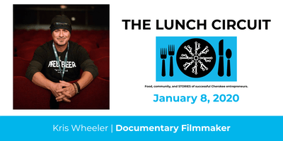 The Lunch Circuit: January 2020, Kris Wheeler