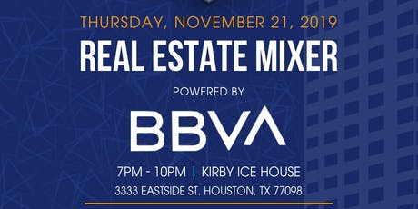 HBREA Real Estate Mixer Powered By BBVA tickets