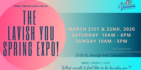 The Lavish You Spring Wellness Expo! tickets