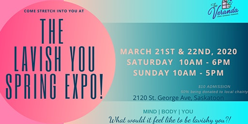 The Lavish You Spring Wellness Expo!