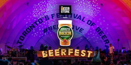 Toronto's Festival of Beer 2020 - Sunday tickets