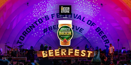 Toronto's Festival of Beer 2020 - Sunday tickets