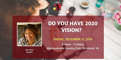 Do You Have 2020 Vision?