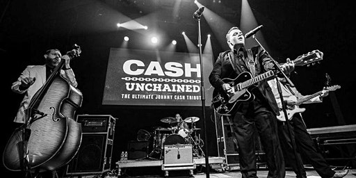 Cash Unchained - Johnny Cash Tribute - Approaching Sellout - Buy Now!