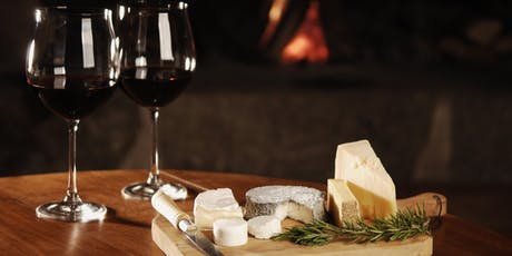 Holiday Wine and Cheese Pairings with Chase Brackenbury tickets