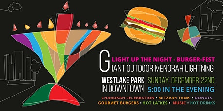 Light Up the Night- Burger Fest tickets