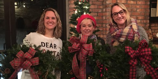 Holiday Wreath Decorating Night @ Owera Vineyards