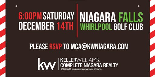 Keller Williams Niagara Christmas Party