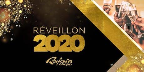 RÉVEILLON 2020 entradas