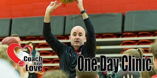 Coach Dave Love Shooting Clinic Full Day - Ottawa