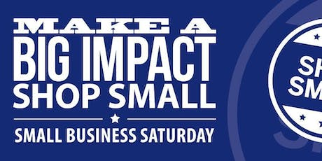 Downtown Roseville's Small Business Saturday Celebration tickets