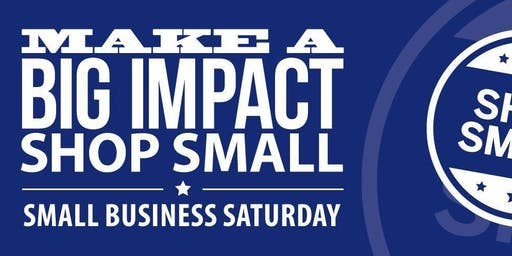 Downtown Roseville's Small Business Saturday Celebration