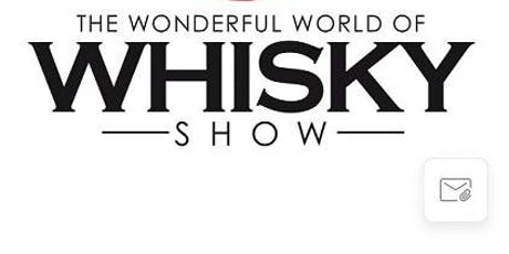 The Wonderful World of Whisky Show VIP Package tickets