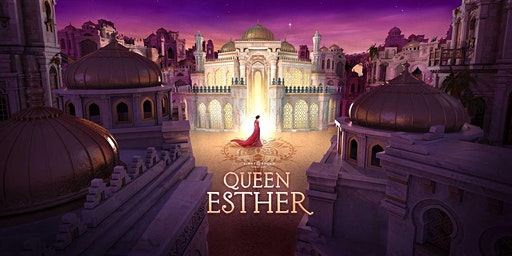 Queen Esther Live on Stage
