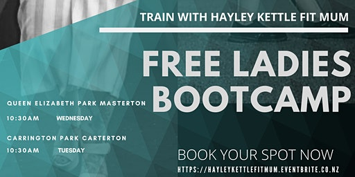 TRAIN WITH HAYLEY KETTLE FIT MUM - CARTETON