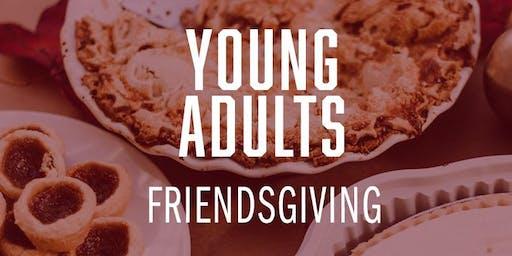 BT Young Adults Friendsgiving