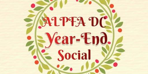 ALPFA DC Year-End Social