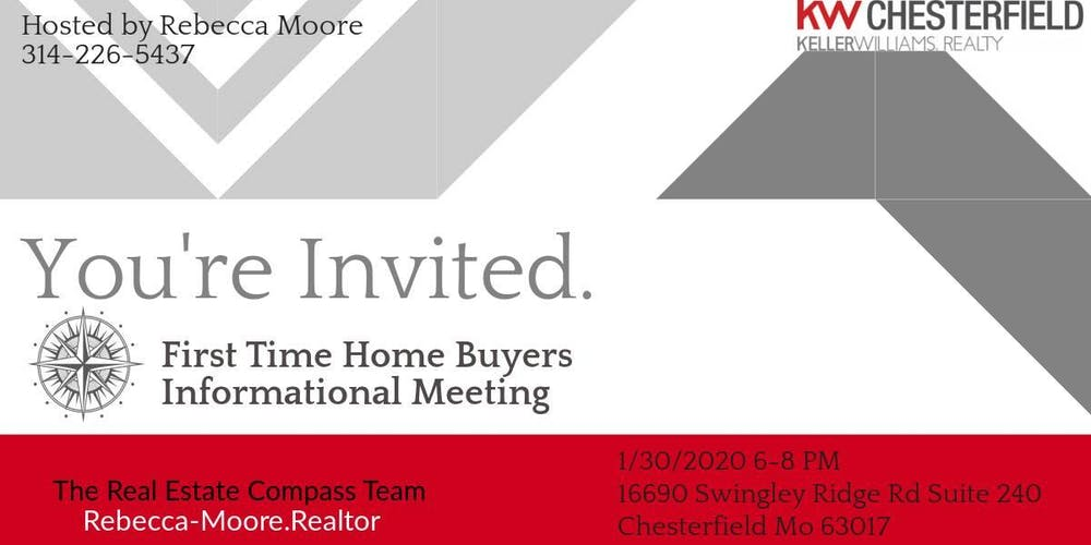 First Time Home Buyer 2020.Save The Date First Time Home Buyers Seminar Tickets Thu