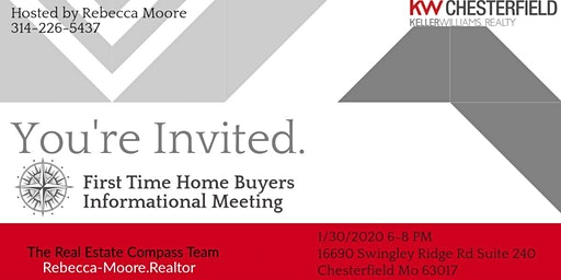 First Time Home Buyers Meeting
