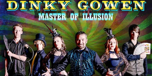 Mt Sterling, KY - Dinky Gowen: Master of Illusion