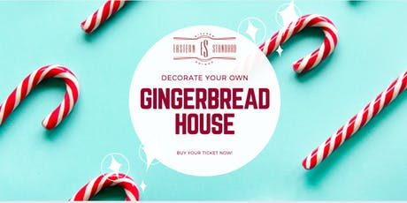 Gingerbread House-Party! tickets