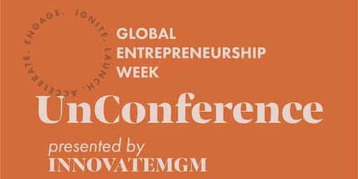 The Global Entrepreneurship Week Unconference