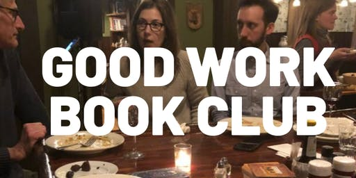Good Work Book Club: Shop Class as Soulcraft by Matthew B. Crawford