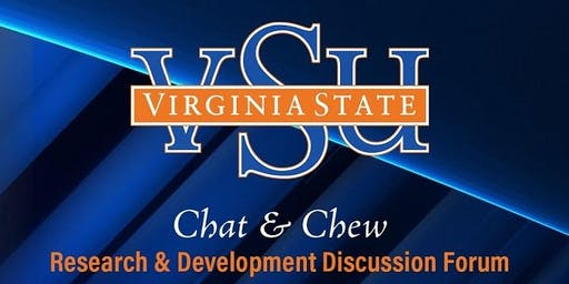 Chat & Chew Research Forum