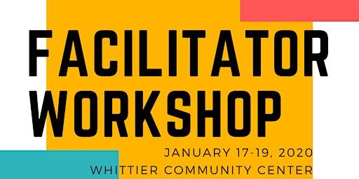 Creative Strategies for Change Facilitator Workshop January 2020
