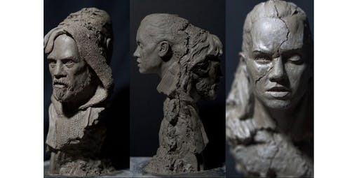 Fantasy Character Clay Sculpture  (2020-01-18 starts at 10:00 AM)