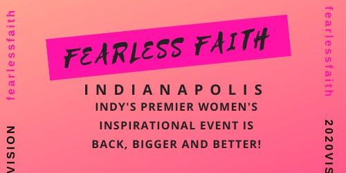 """""""I HAVE 2020 VISION"""" - Fearless Faith  Women's Retreat & 2020 Vision Fair"""