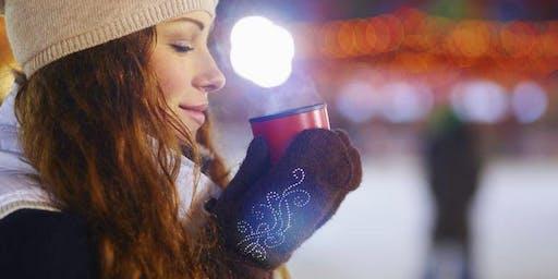 5. Neuostheimer Glühweinfest mit Weihnachtsbaumeinweihung