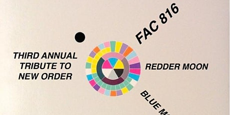 3RD ANNUAL NEW ORDER TRIBUTE tickets