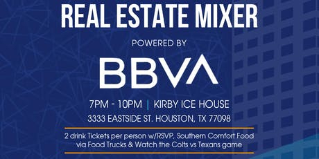 HBREA Real Estate Mixer tickets