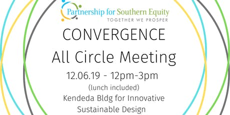 Convergence: All Circles Meeting tickets