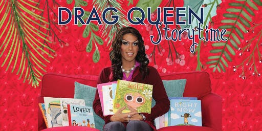 Holiday Drag Queen Storytime