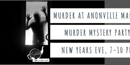 New Year's Murder Mystery Party