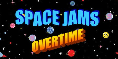 Space Jams: Overtime tickets