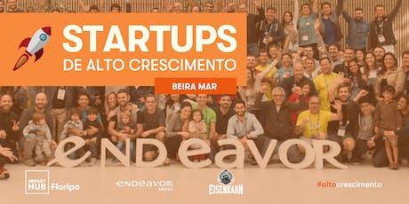 Startups de Alto Crescimento ingressos