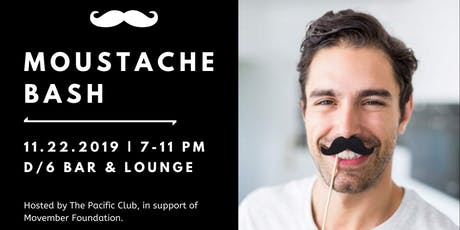 Moustache Bash tickets