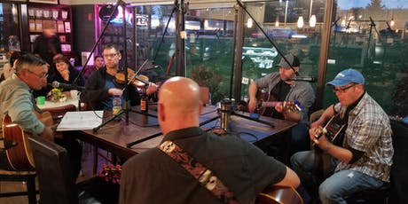 Table Jam at Cafe Haven - Live Music tickets