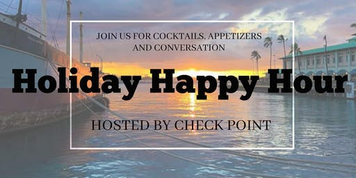 Check Point Holiday Happy Hour