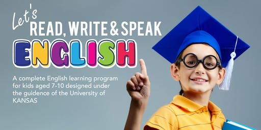 English Learning Program for Kids - Free Trial