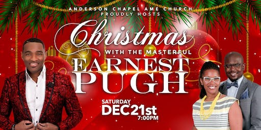 Christmas With the Masterful Earnest Pugh