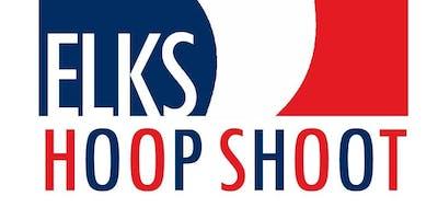 Hoop Shoot at Milwaukie Portland Elks Lodge No. 142