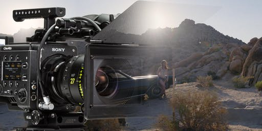 Happy Hour On the Road: Sony VENICE with dbV rentals