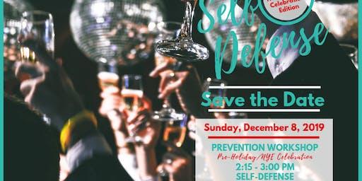 Safer U Self-Defense Seminar: Pre-Holiday Celebration Edition